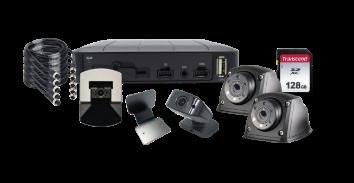 VT-CAR/VAN KIT-4-FF,DF,SC X2 - (VT-C20-MINI) (410)